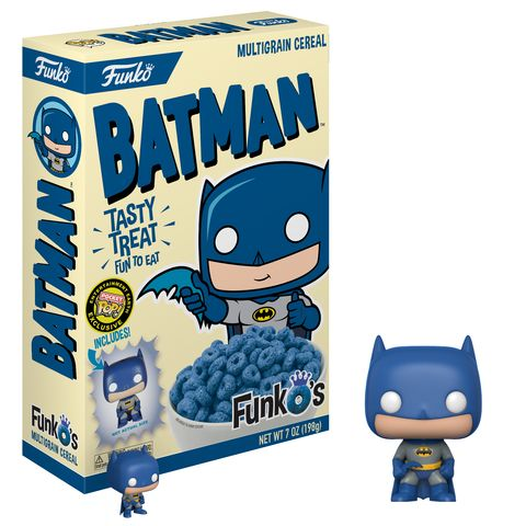 Funko Cereal Batman