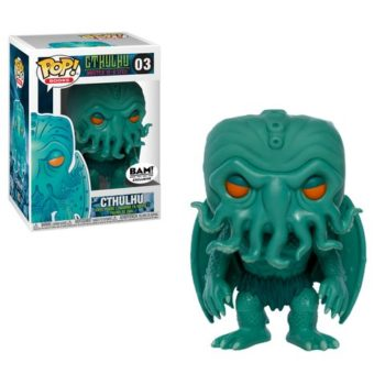 Funko Horror Cthulhu Neon BAM Exclusive