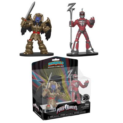 Funko Mighty Morphin Power Rangers Goldar Zed HeroWorld