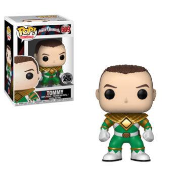 Funko Mighty Morphin Power Rangers Green Ranger Pop