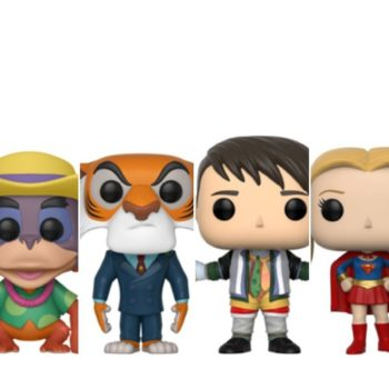 Funko Talespin and Friends Collage