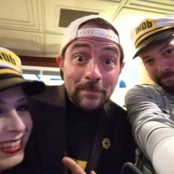 kevin smith sdcc 2018 imdboat party