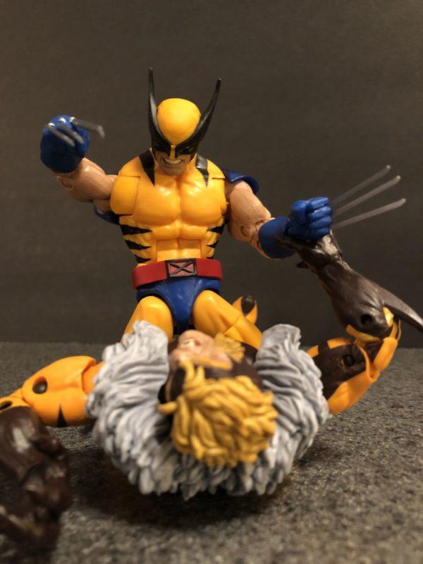 X-Men Marvel Legends 2018 Wave 43