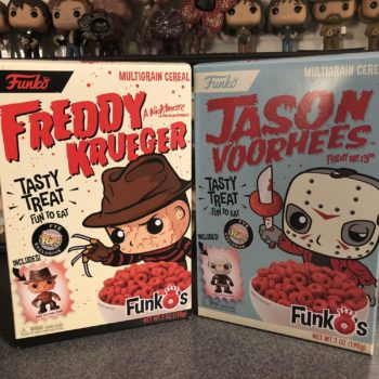Funko FunkO's Cereal Jason and Freddy 1