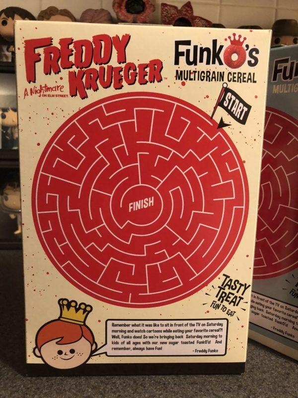 Funko FunkO's Cereal Jason and Freddy 3