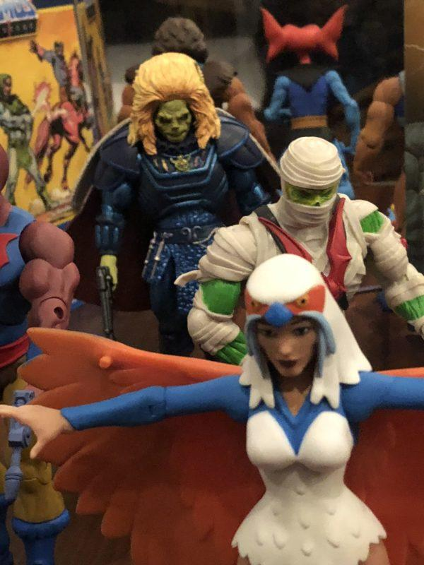 Super7 Masters of the Universe Hordak's Lair 15