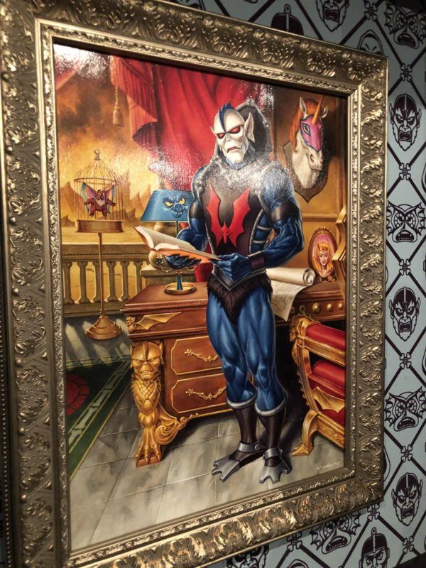 Super7 Masters of the Universe Hordak's Lair 18