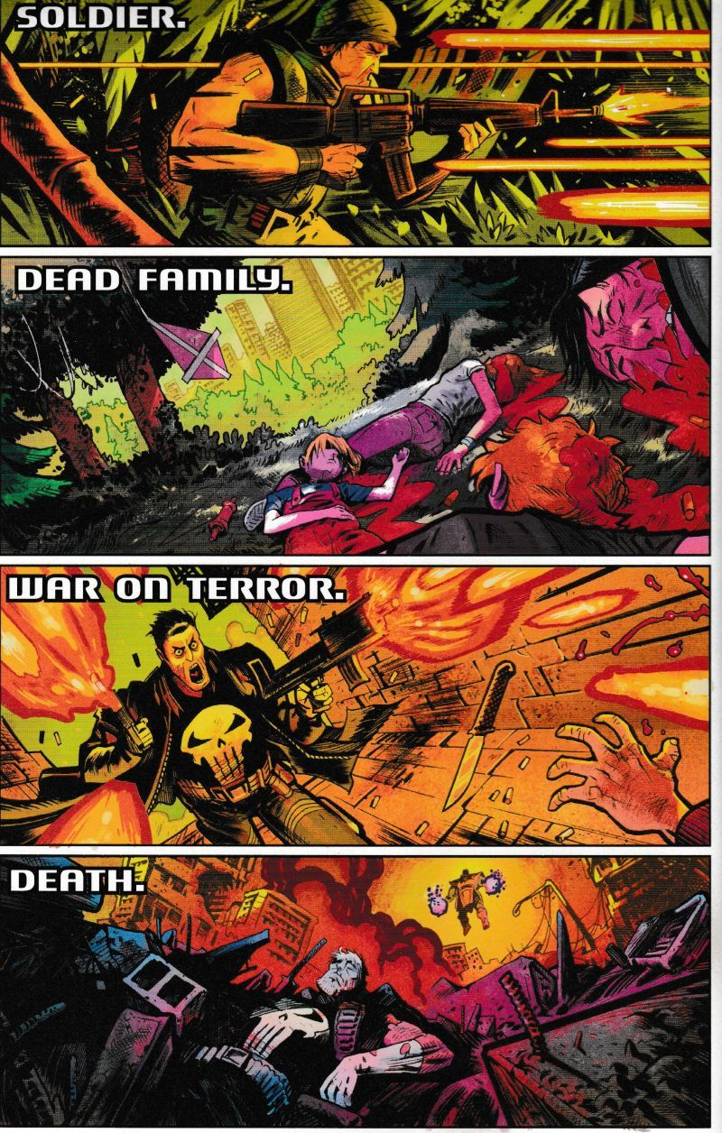 Advance Review: Cosmic Ghost Rider #1 Does Its Best