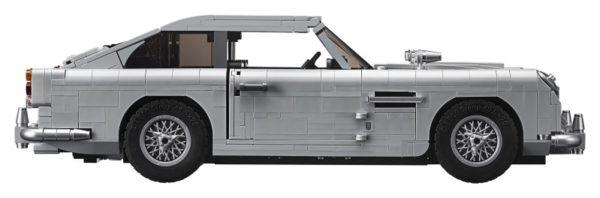 LEGO Creator James Bond Aston Martin 5