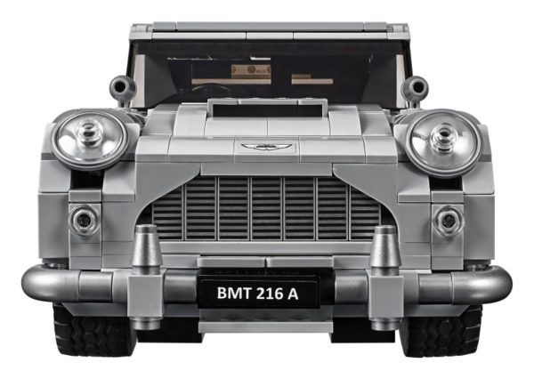 LEGO Creator James Bond Aston Martin 6