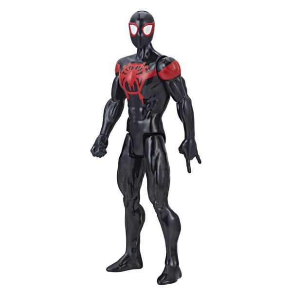 MARVEL SPIDER-MAN INTO THE SPIDER-VERSE TITAN HERO 12-INCH Figure - oop