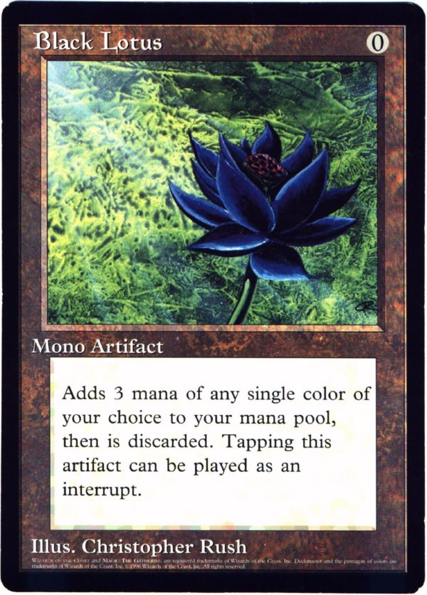 rare magic the gathering card sells for over 87k bleeding cool