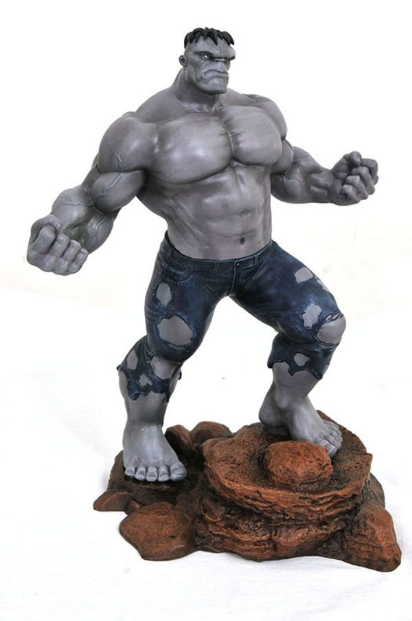 Marvel Gallery Grey Hulk Statue SDCC Exclusive