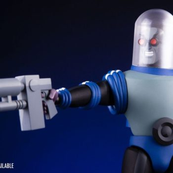 Mondo Batman The Animated Series Mr. Freeze Figure 1