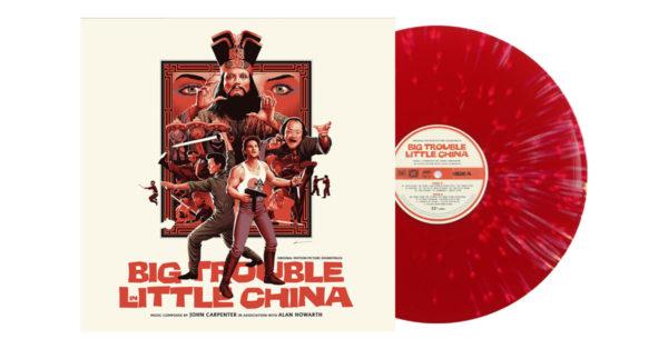 Mondo Vinyl Big Trouble in Little China 1