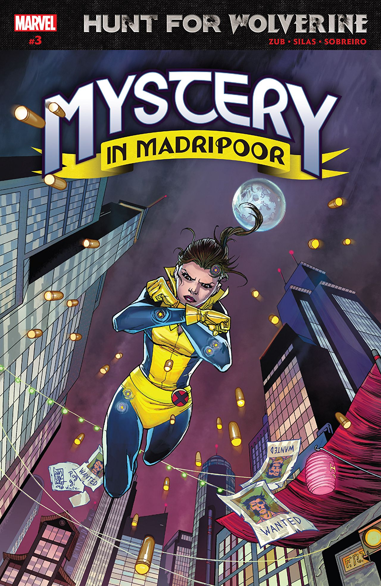 Mystery in Madripoor #3