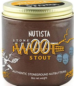 Nutista Stone w00tstout nutbutter