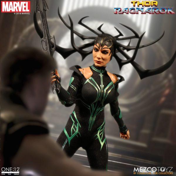 One 12 Collective Thor Ragnarok Hela 1