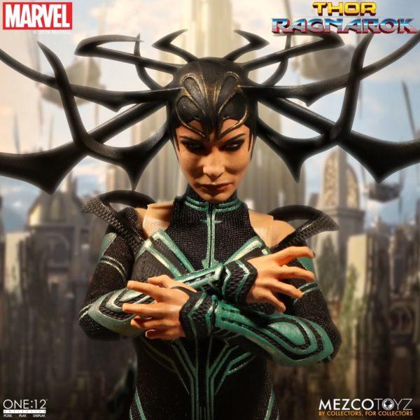 One 12 Collective Thor Ragnarok Hela 4