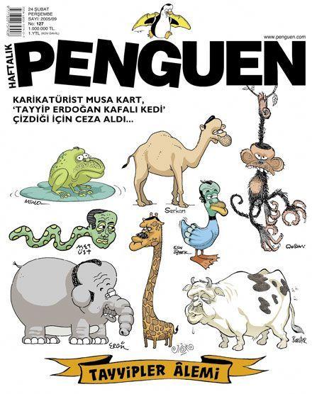 Edrogan animal cartoons