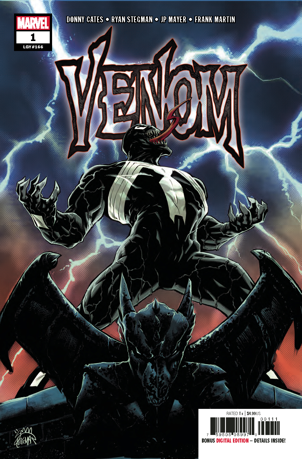Avengers And Venom Go To Fourth Printing Immortal Hulk To A