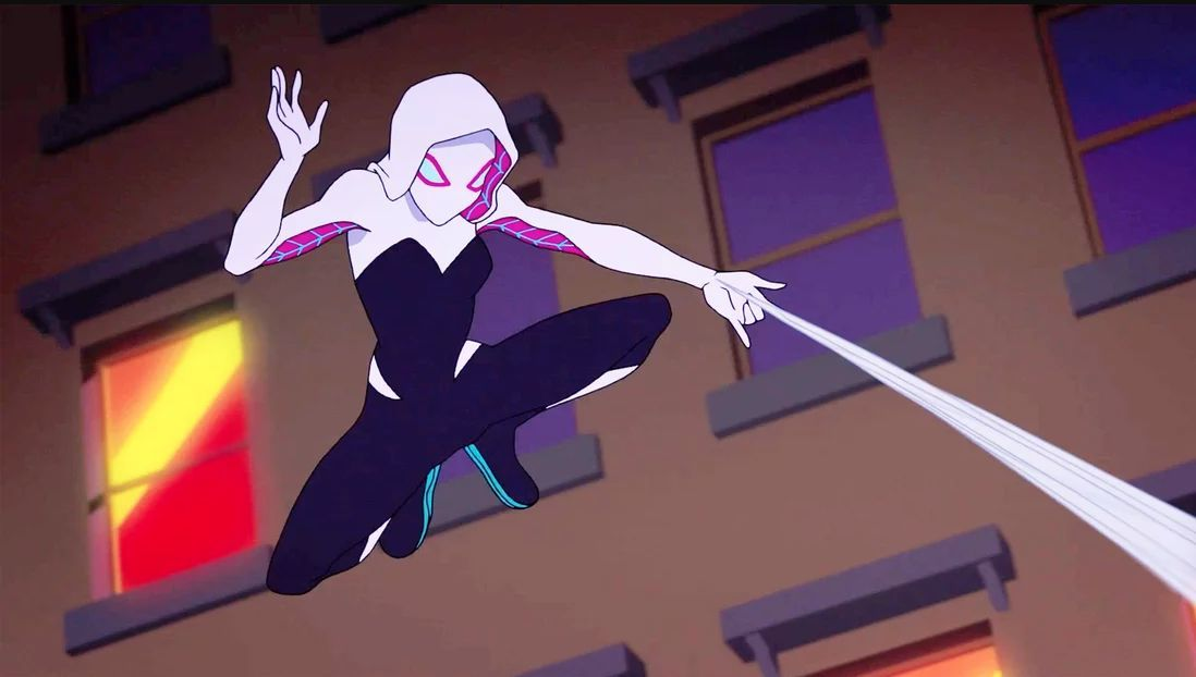 Gwen Stacy/Ghost Spider - Marvel Rising: Initiation