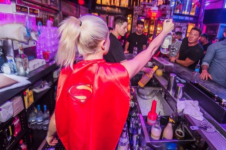 Nerd Food: Super-Powered Mixed Drinks from El Chingon