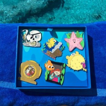 finding nemo pins 2018
