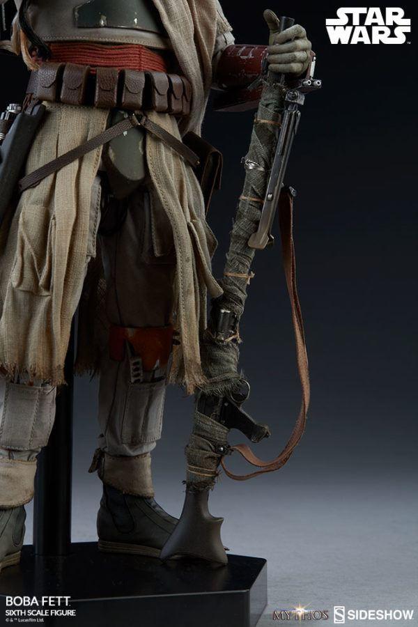 Star Wars Boba Fett Mythos Figure 11