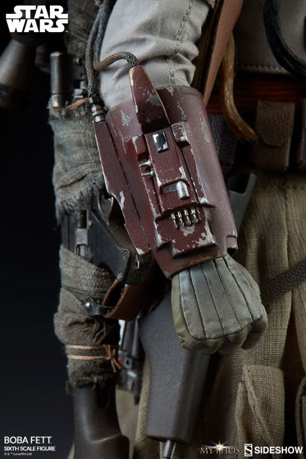 Star Wars Boba Fett Mythos Figure 5