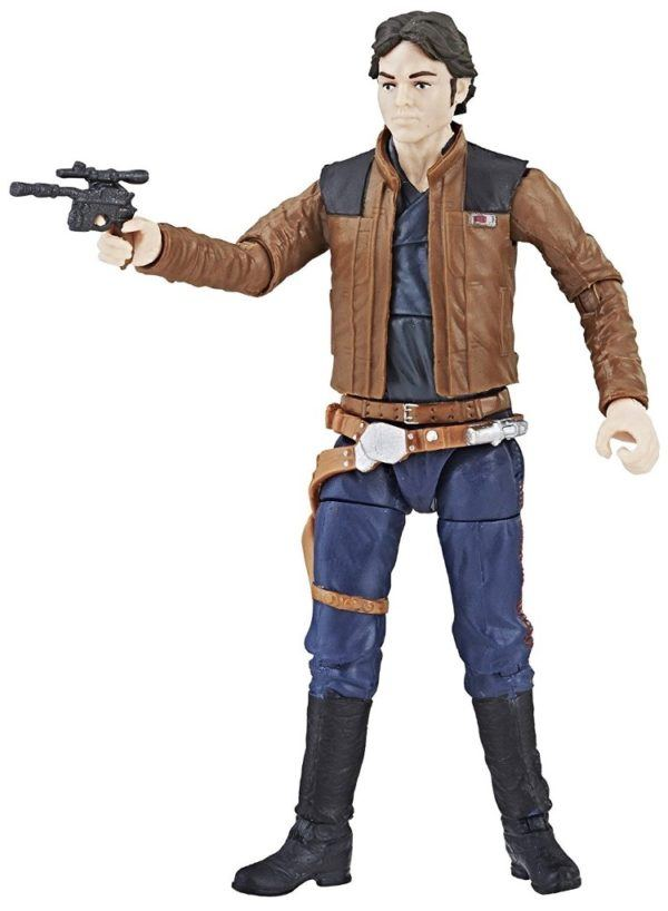 Star Wars Vintage Collection Han Solo Loose