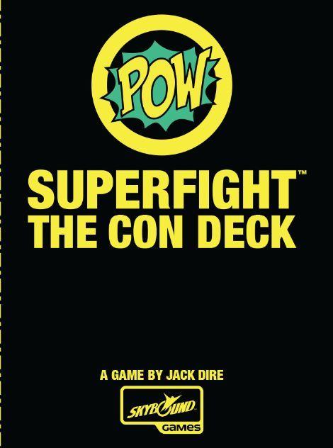 Superfight the Con Deck