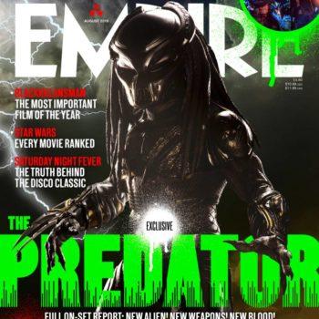empire august 2018 The Predator