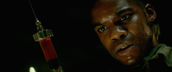 Jovan Adepo as Boyce in the film, OVERLORD by Paramount Pictures