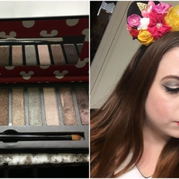 target mickey mouse eyeshadow palette