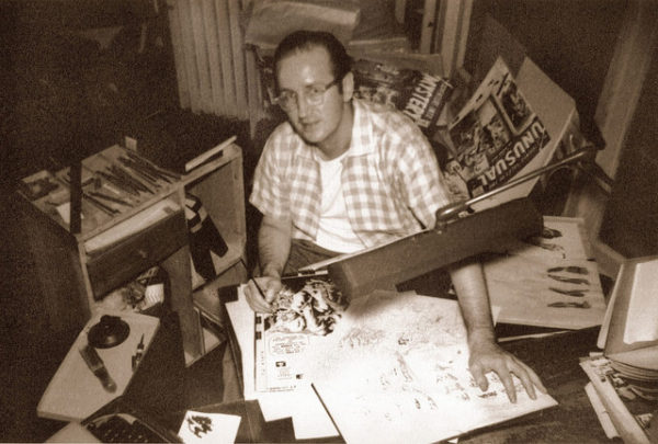 Image result for Steve ditko