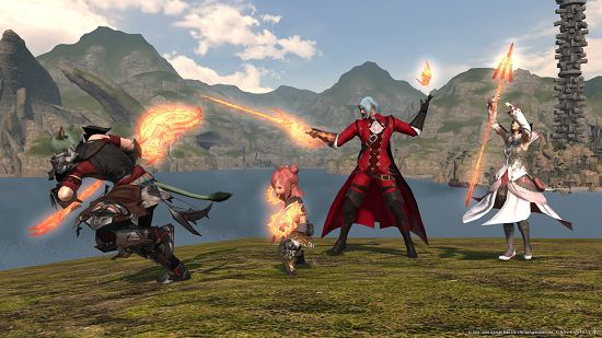 Final Fantasy XIV Patch Launches New Deep Dungeon 'Heaven-on-High'