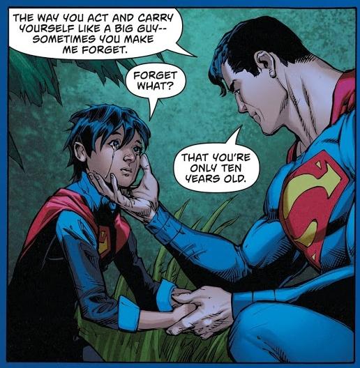 Superboy porn