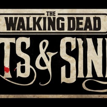 walking dead saints and sinners logo