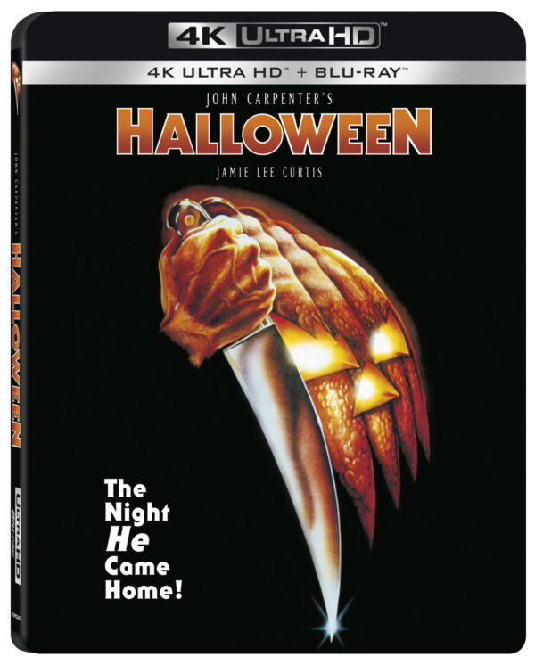 Halloween 4K Ultra HD Cover