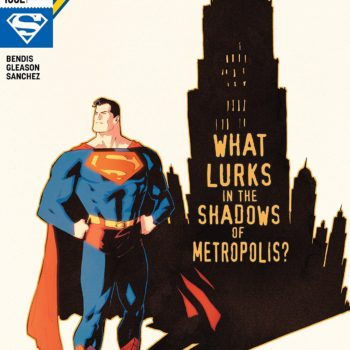 Action Comics #1002 cover by Patrick Gleason and Alejandro Sanchez
