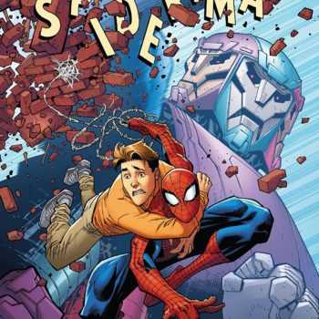 Amazing Spider-Man #4 cover by Ryan Ottley and Laura Martin