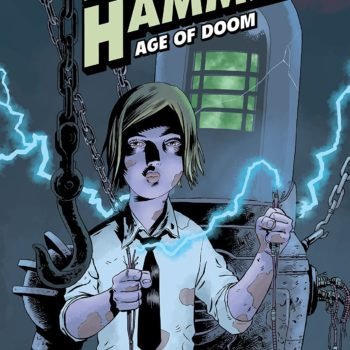 Black Hammer: Age of Doom #4 cover by Dean Ornstom and Dave Stewart