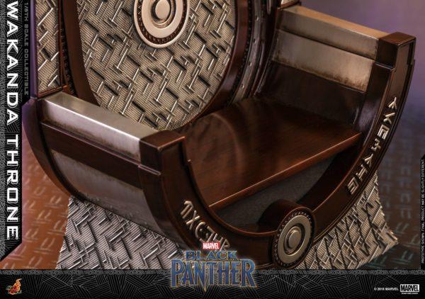 Black Panther Wakanda Throne Hot Toys 9