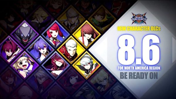 BlazBlue Cross Tag Battle is Getting New DLC and Characters This Month