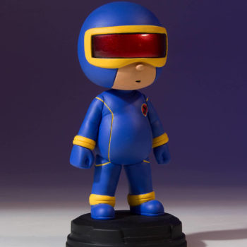 Cyclops Marvel Animated Statue 6