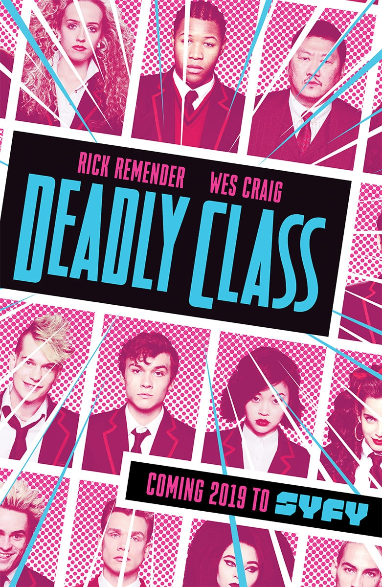 Deadly Class No Time For Trailers Heres The First Episode