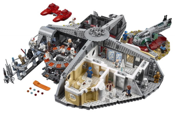 LEGO Star Wars Betrayal at Cloud City 27