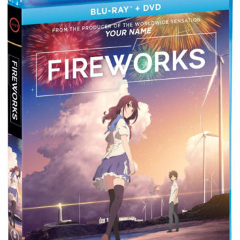 Fireworks Blu Ray Cover
