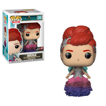 Funko Aquaman Mera in Gown Pop